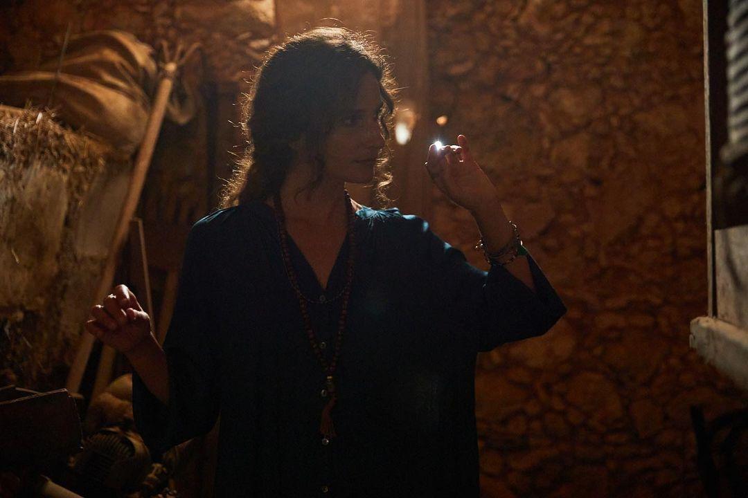 Η Μαρίνα Καλογήρου στο Κομάντα και Δράκοι