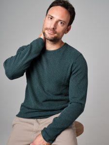 Ο ηθοποιός Κωνσταντίνος Λάγκος