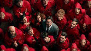 Το La Casa de Papel στις πολυαναμενόμενες σειρές Netflix