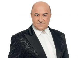 Ο Μάρκος Σεφερλής στους άντρες παρουσιαστές στη σεζόν 2021 2022