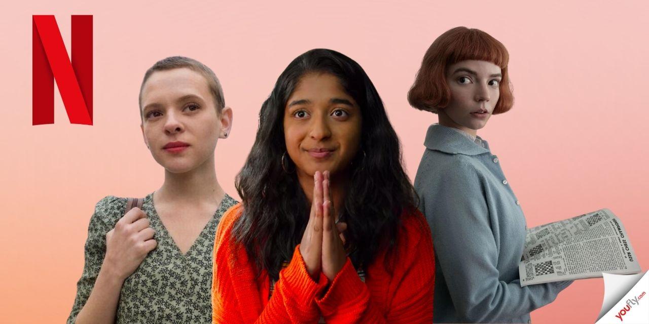 Τρεις από τις έξι μίνι σειρές Netflix