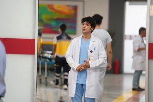 O γιατρός Αλί στο νοσοκομείο