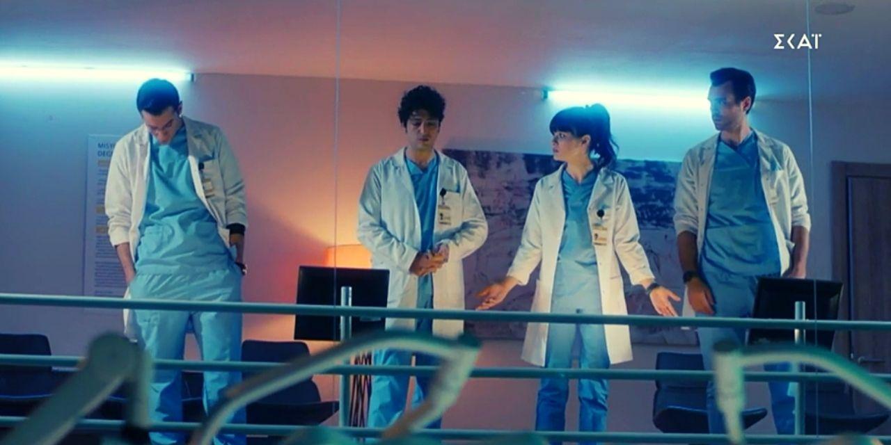 Στο νοσοκομείο Μπερχαγιάτ