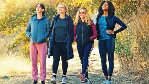 Πρωταγωνίστριες στη σειρά γυναίκες σε κρίση