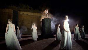 Προμηθέας Δεσμώτης Αρχαίο θέατρο Επιδαύρου - 20-21-22 Αυγούστου