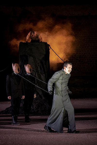 Φεστιβαλ Αθηνων και Επιδαύρου - τραγωδία από το Θέατρο Πορεία