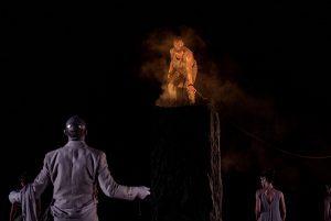 Προμηθέας Δεσμώτης στο Αρχαίο θέατρο Επιδαύρου