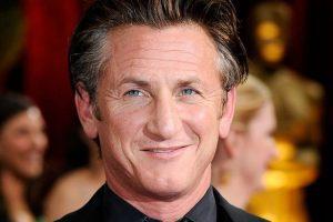 O Sean Penn στο κόκκινο χαλί
