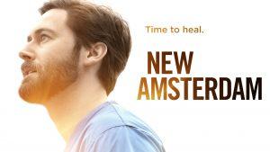 Η αφίσα του New Amsterdam