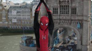 Εικόνα από το τρέιλερ του Spider Man No way Home