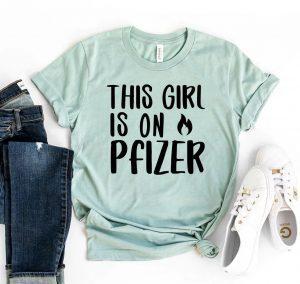 Μπλούζα με Team Phizer