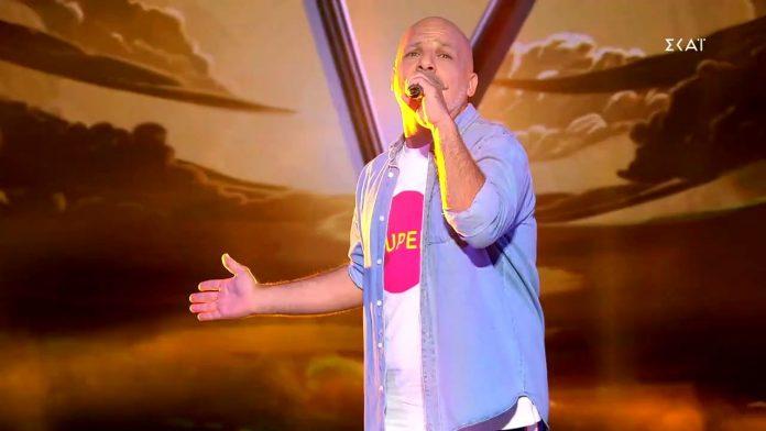 The Voice Νίκος Μουτσινάς: Απρόσμενη εισβολή στο show - Ποιοι πέρασαν χθες