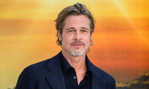 Ο ηθοποιός Brad Pitt