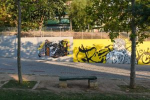 Zip the Day - street art Demetrio Di Grado