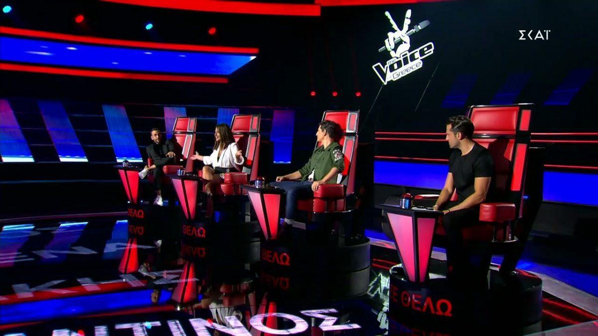The Voice: Επέστρεψε στις οθόνες μας - Τι είδαμε στην πρεμιέρα