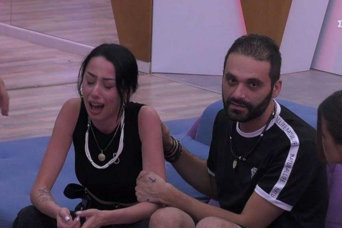 Η παίκτρια του Big Brother Ελένη Σπανού