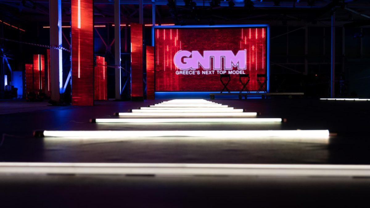 Πλάνο από το GNTM 4