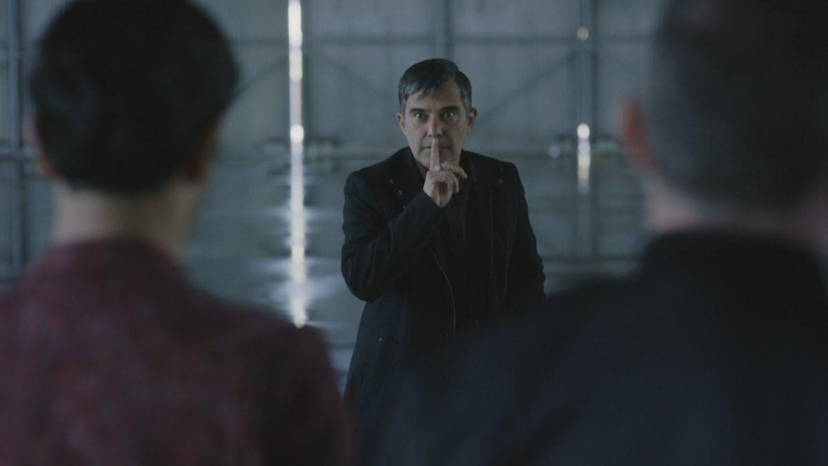 Ο ηθοποιός Γεράσιμος Γεννατάς στην σειρά Έτερος Εγώ