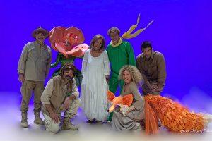 Κάρμεν Ρουγγέρη παραστάσεις Θέατρο Κιβωτός
