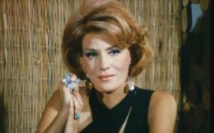 Η ηθοποιός Μαίρη Χρονοπούλου