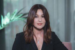 Η Ιταλίδα ηθοποιός Μόνικα Μπελούτσι