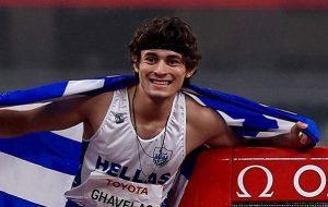 Χρυσός Παραολυμπιονίκης o Νάσος Γκαβέλας