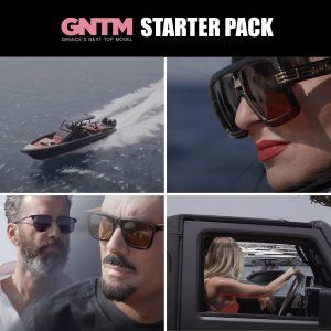 Οι τέσσερις κριτές του GNTM 4