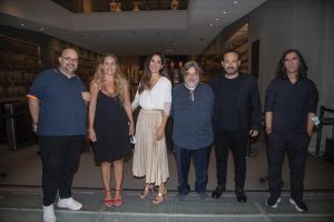 Μουσείο Ακρόπολης - Παραλλαγές πάνω σε μιαν αχτίδα σε μουσική Δημήτρη Παπαδημητρίου