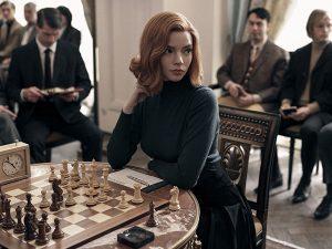 μήνυση στο Netflix για το Queen's Gambit