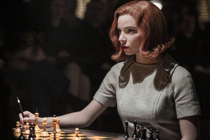 Queen's Gambit μήνυση Netflix