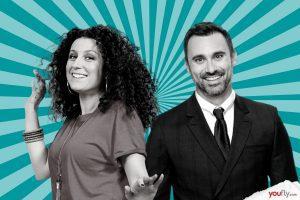 Βρανά - Καπουτζίδης: Η πιο φάλτσα σοπράνο τους ενώνει στο θέατρο