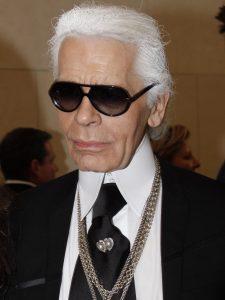 σχεδιαστής μόδας - Karl Lagerfeld