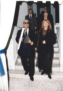 Zip the Day Karl Lagerfeld - Μελίνα Αδαμοπούλόυ
