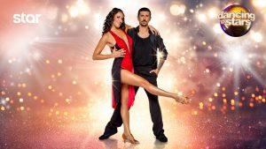 Ο Πάνος Γιαννακόπουλος κι η Μαριλή στα ζευγάρια του Dancing with the Stars