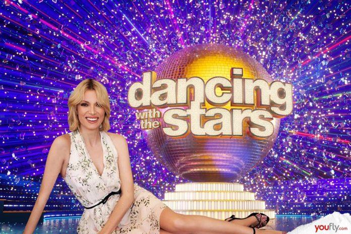 Η Βίκυ Καγιά στο Dancing with the Stars