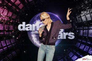Η Βίκυ Καγιά χορεύει στο Dancing with the Stars