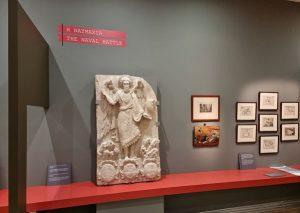 εκθέματα από την έκθεση στο Βυζαντινό και Χριστιανικό Μουσείο - Ναύπακτος 1571