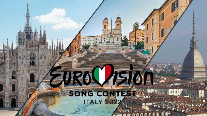 Eurovision στην Ιταλία το 2022