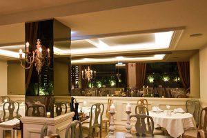 γαλλικό εστιατόριο Spiros & Vasilis στο Κολωνάκι