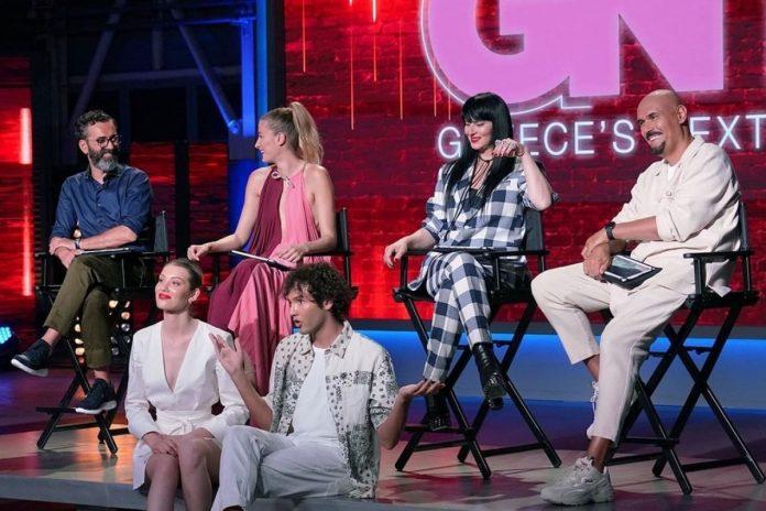 Οι κριτές στο νέο επεισόδιο του GNTM 4 σήμερα