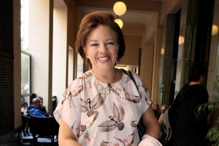 Η Μάρα Μεϊμαρίδη στη σειρά της ΕΡΤ