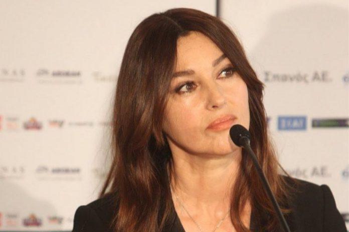 Η Μόνικα Μπελούτσι ως Μαρία Κάλλας στη Συνέντευξη Τύπου