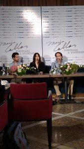 Η Μόνικα Μπελούτσι στη Συνέντευξη Τύπου για την Κάλλας