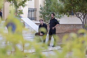 Ο Μαθιός και ο Νικηφόρος στον σασμό