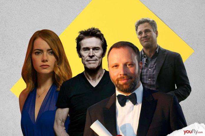 Οι ηθοποιοί στη νέα ταινία του Γιώργου Λάνθιμου