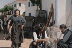 Η Ρένια Λουιζίδου στη σειρά Βαρδιάνος στα σπόρκα