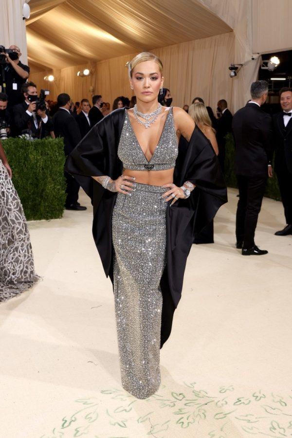 Η Rita Ora στο Met Gala