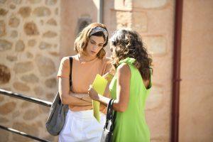 Η Αργυρώ στην Κρήτη στη σειρά Σασμός
