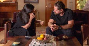 Η Καλλιόπη και ο Μαθιός μιλούν για τη Βασιλική στη σειρά σασμός