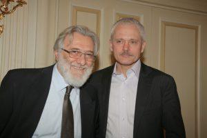Ο Σμαραγδής κι ο Ρώσος συμπαραγωγός Fedor Popov